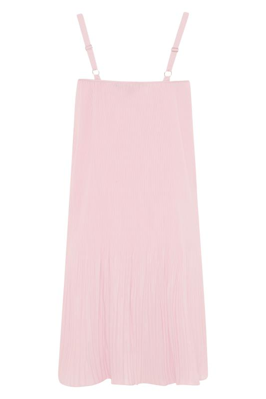 LTS Pink Pleat Lace Cami_BK.jpg