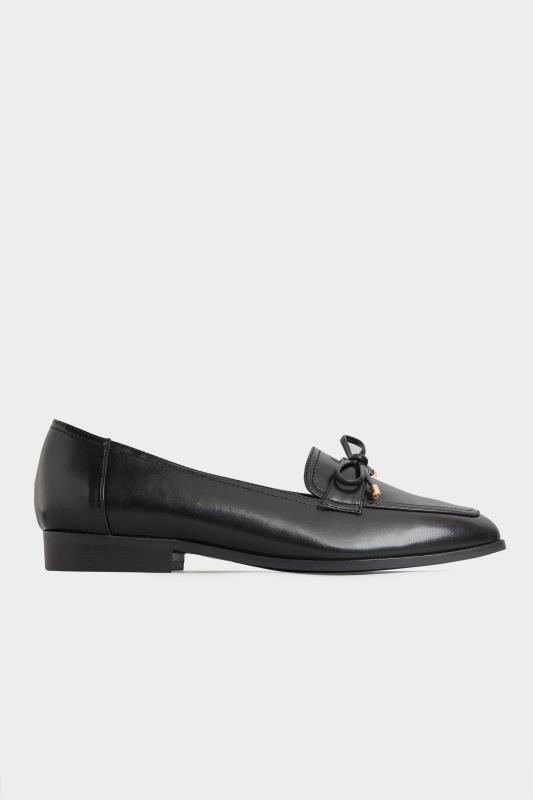 LTS Black Bow Trim Loafers_A.jpg
