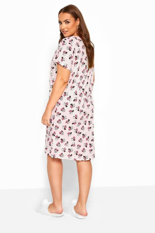 Pink Disney Minnie Mouse Nightdress