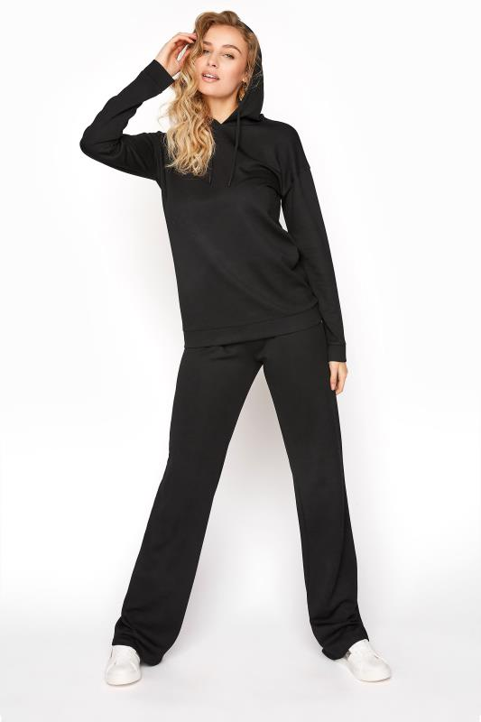 Tall  LTS Black Soft Touch Jogger
