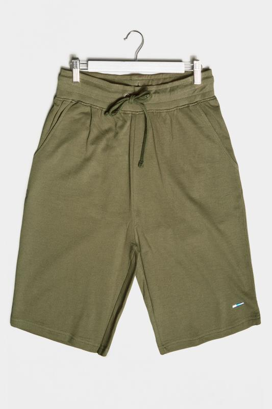 Men's Casual / Every Day BadRhino Khaki Essential Jogger Shorts