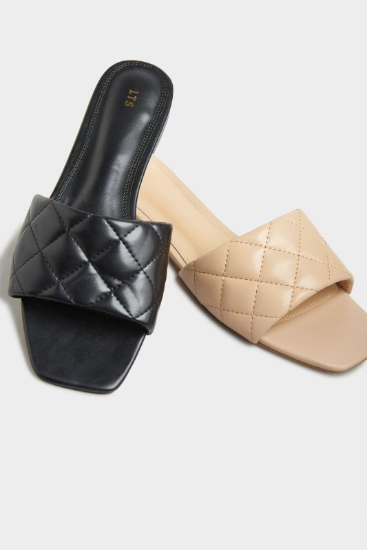 LTS Nude Quilted Square Flat Mule_E.jpg