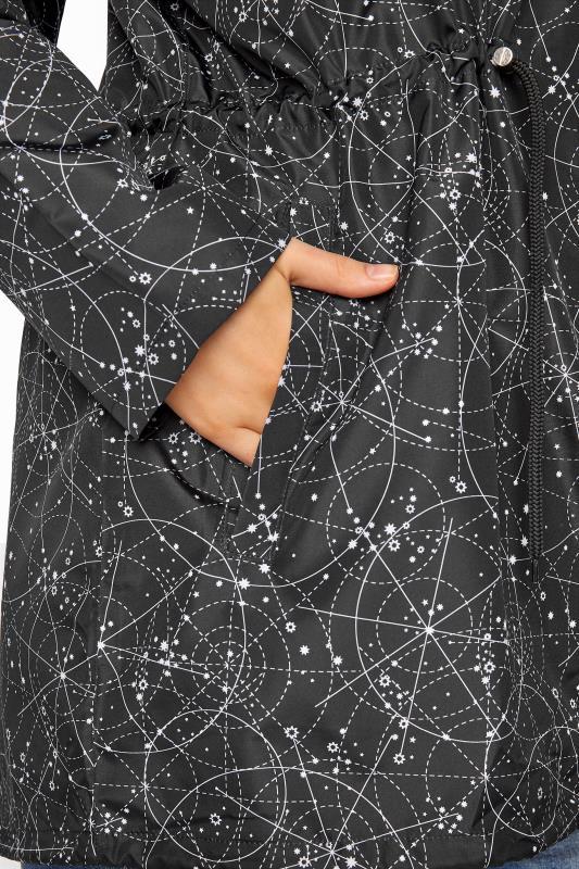Black Celestial Print Pocket Parka_E.jpg