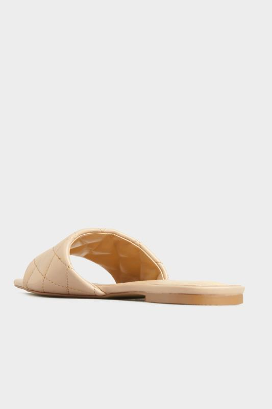 LTS Nude Quilted Square Flat Mule_C.jpg