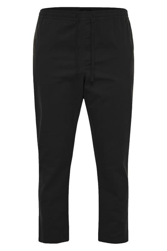 Men's  BadRhino Black Rugby Trousers