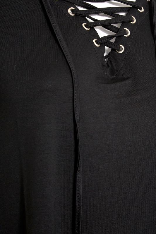 Black V-Neck Eyelet Top_S.jpg