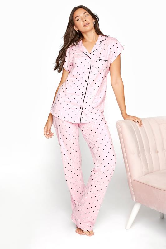 LTS Pink Polka Dot Pyjama Set_B.jpg