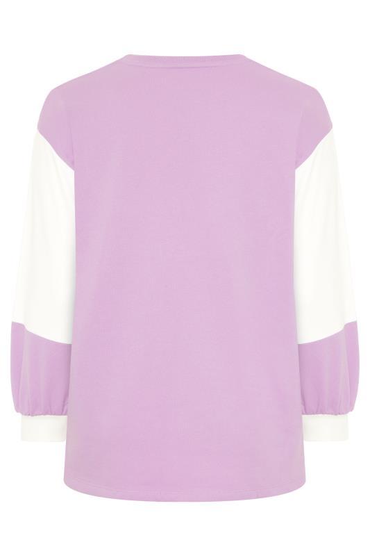 Purple Colour Block Sweatshirt_BK.jpg