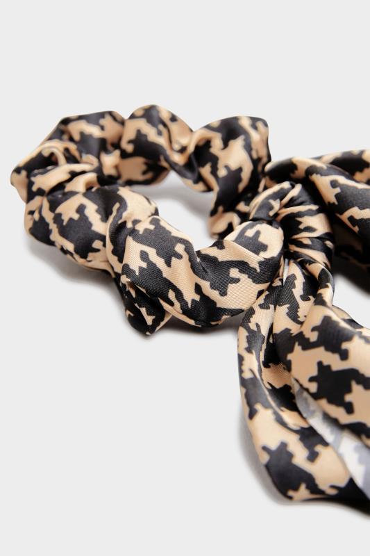 2 PACK Black Dogtooth Long Scrunchies_C.jpg
