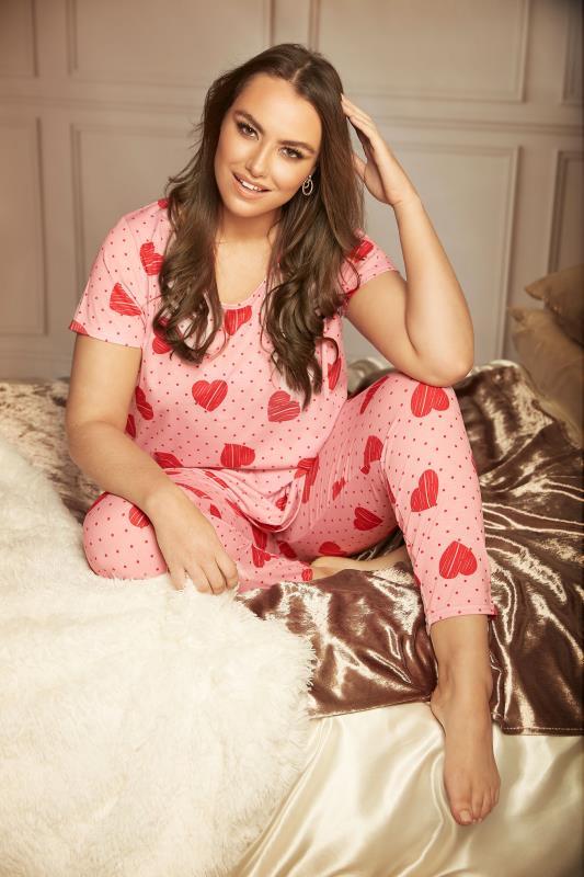 Pink Heart Spot Pyjama Set_L.jpg