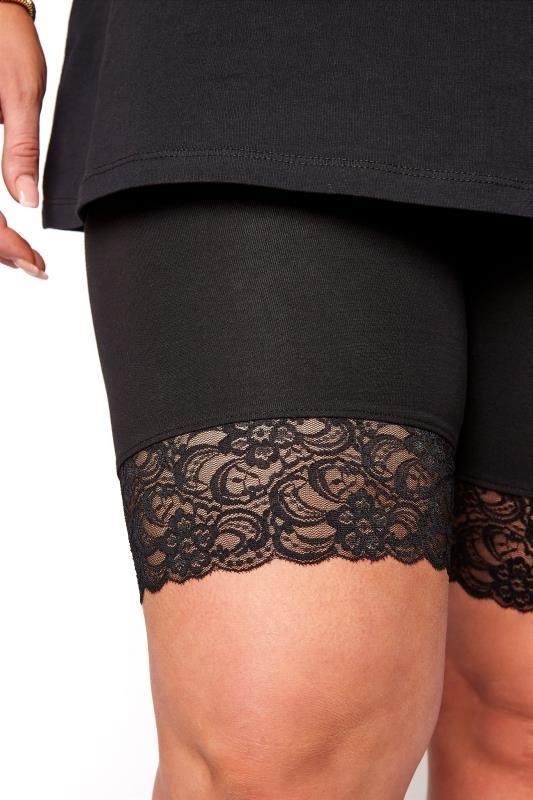 Black Lace Trim Cycling Shorts_RD.jpg