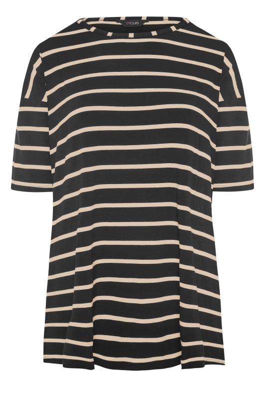 Black Striped Oversized T-shirt_F.jpg