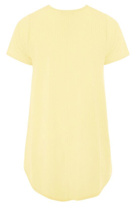 LTS Yellow Rib Swing Top_BK.jpg