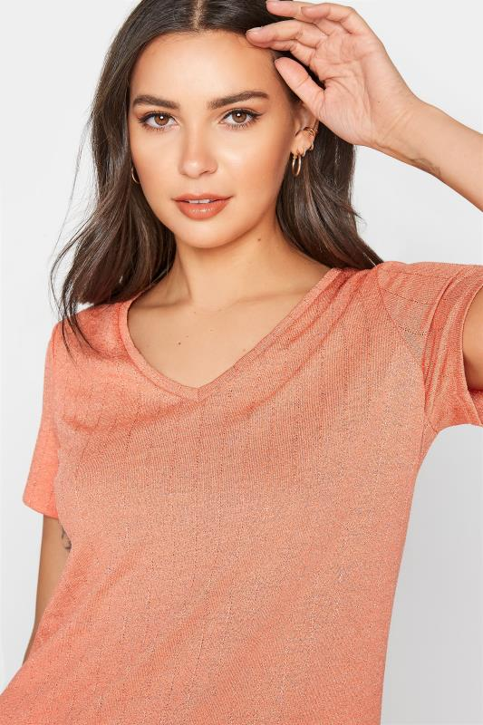 LTS Orange V-Neck T-Shirt_D.jpg