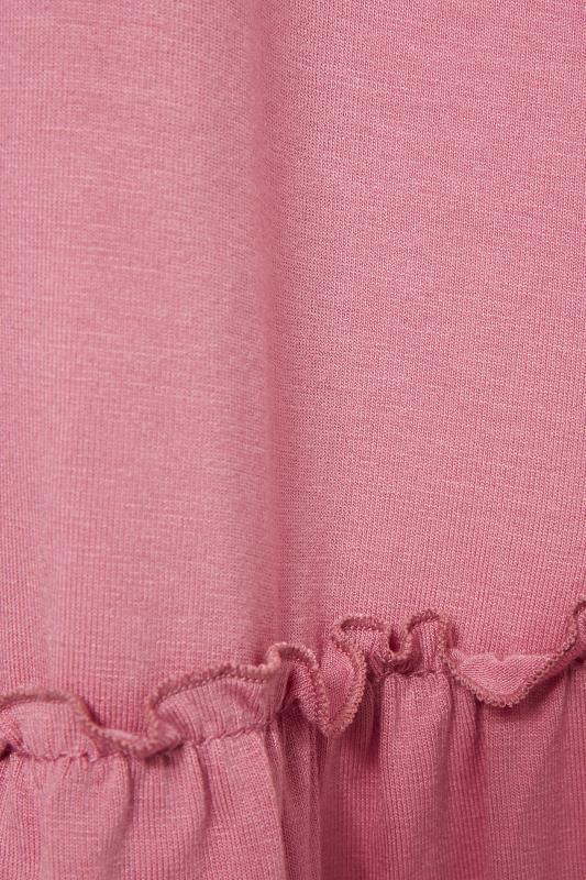 LTS Maternity Dusky Pink Milkmaid Dress_S.jpg