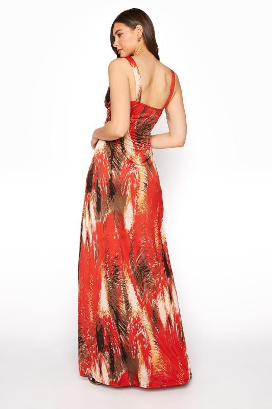 LTS Red Jersey V-Neck Maxi Dress_C.jpg