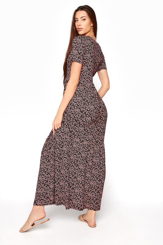 LTS Black Ditsy Midaxi Tiered Dress_C.jpg