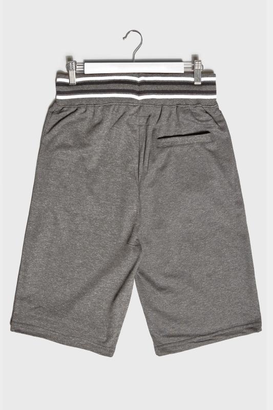 BadRhino Charcoal Jogger Shorts