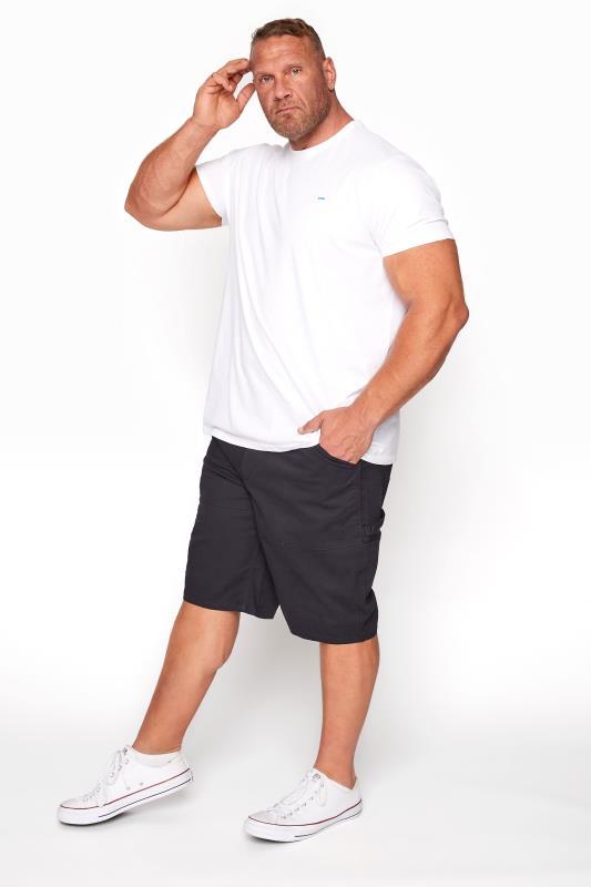 Men's  BadRhino Navy Carpenter Shorts