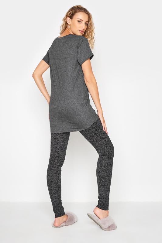 LTS Grey Leopard Print Star Pyjama Set_C.jpg