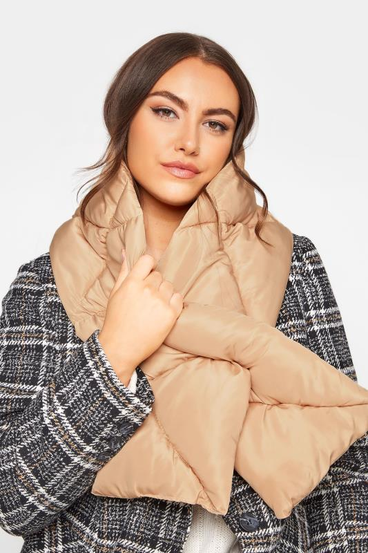 Beige Quilted Padded Scarf_M.jpg
