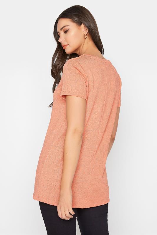 LTS Orange V-Neck T-Shirt_C.jpg