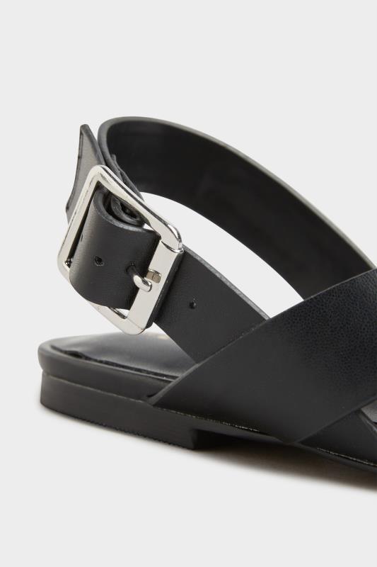 LTS Black Crossover Strap Sandals_D.jpg