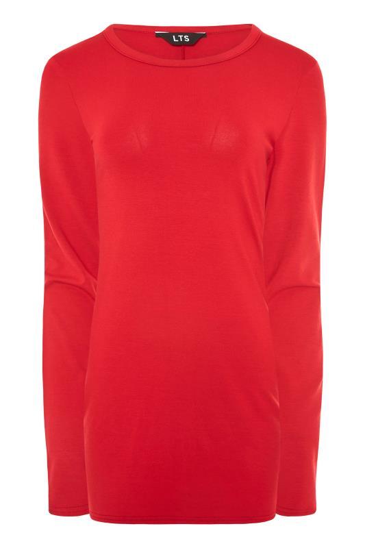 LTS Red Long Sleeve T-Shirt_F.jpg