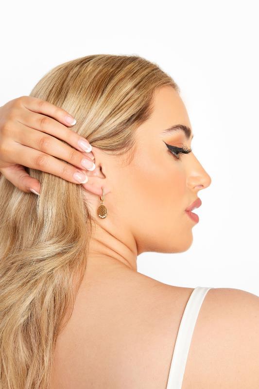 Gold Diamante Disc Drop Earrings_A.jpg