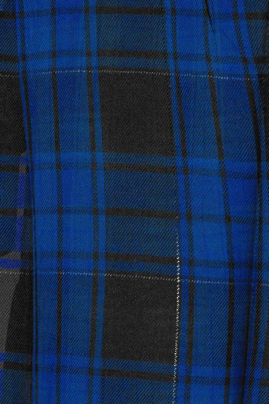 Cobalt Blue Zip Check Shirt_S.jpg