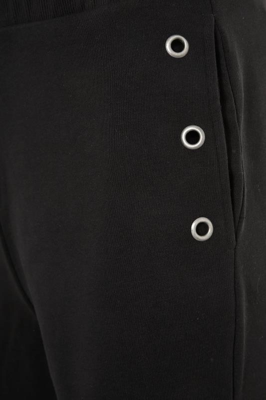 LTS Black Eyelet Detail Joggers_S.jpg