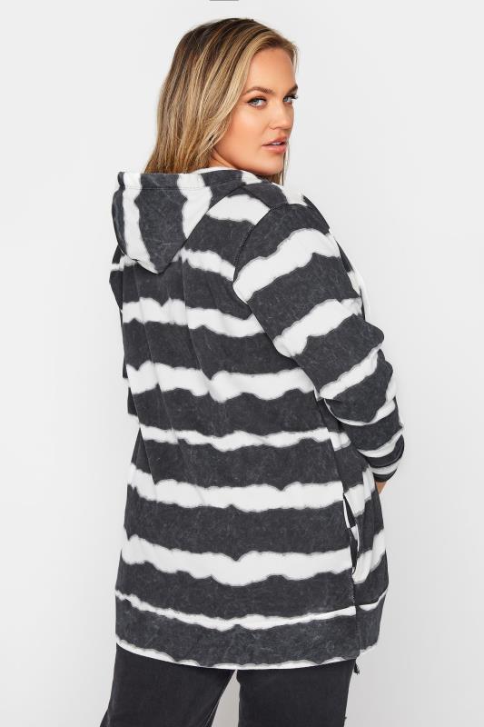 Black Stripe Zip Through Hoodie_C.jpg