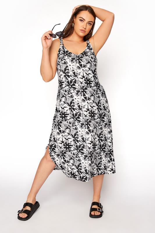 Black Floral Ring Detail Dress_B.jpg