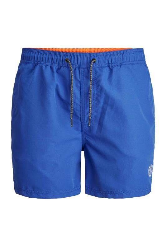 Men's  JACK & JONES Blue Bali Swimshorts