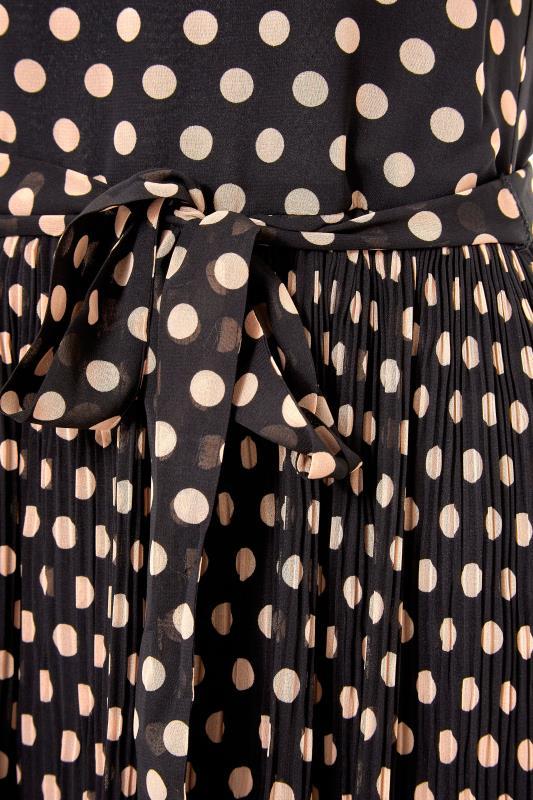 LTS Black Polka Dot Chiffon Dress_S.jpg