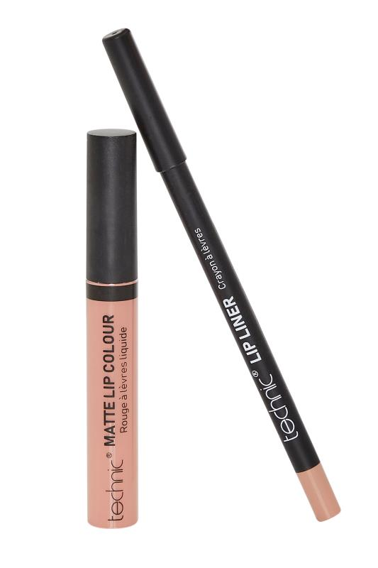Plus Size  Technic Barely There Lip Kit