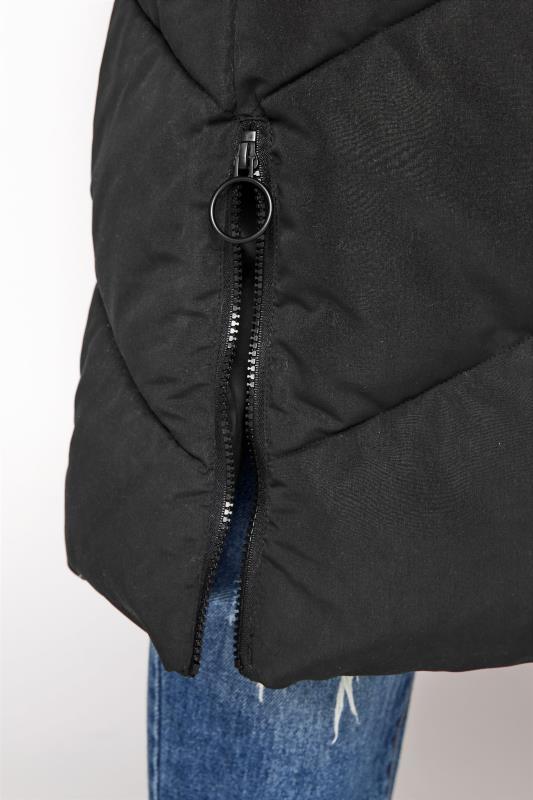 Black Hooded Puffer Maxi Coat_G.jpg