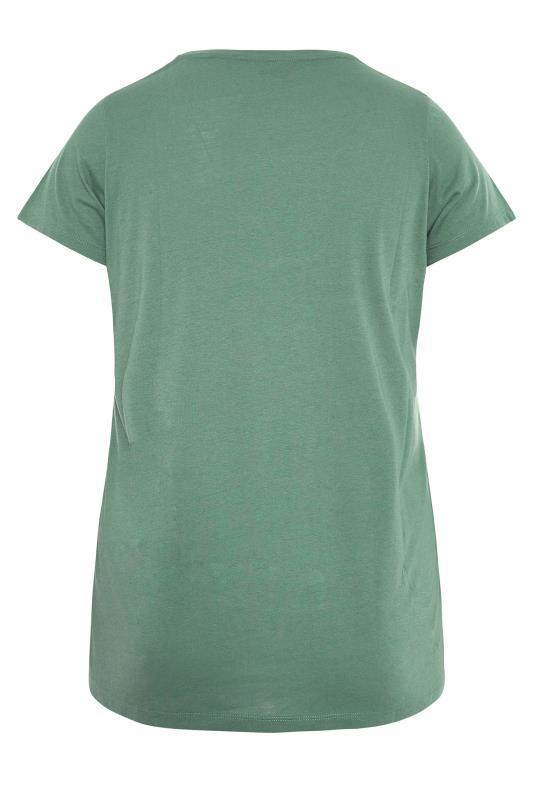 Sage Green Marl T-Shirt_BK.jpg