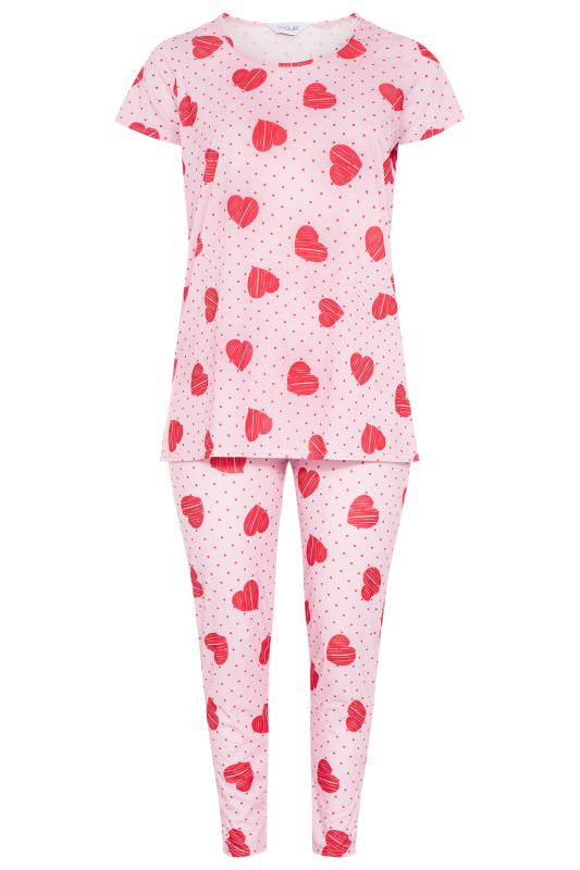 Pink Heart Spot Pyjama Set_F.jpg