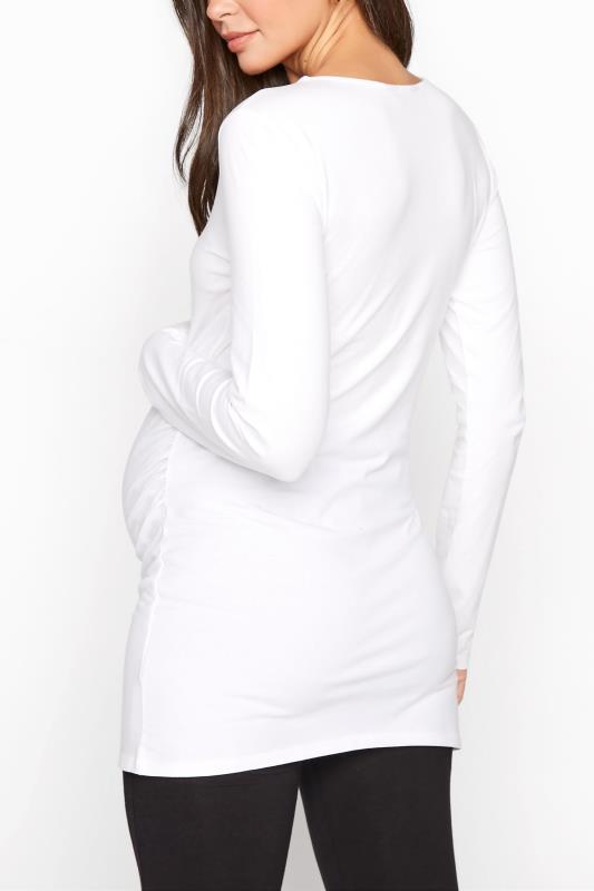 LTS 2 PACK Maternity Black & White Long Sleeve Top_C.jpg