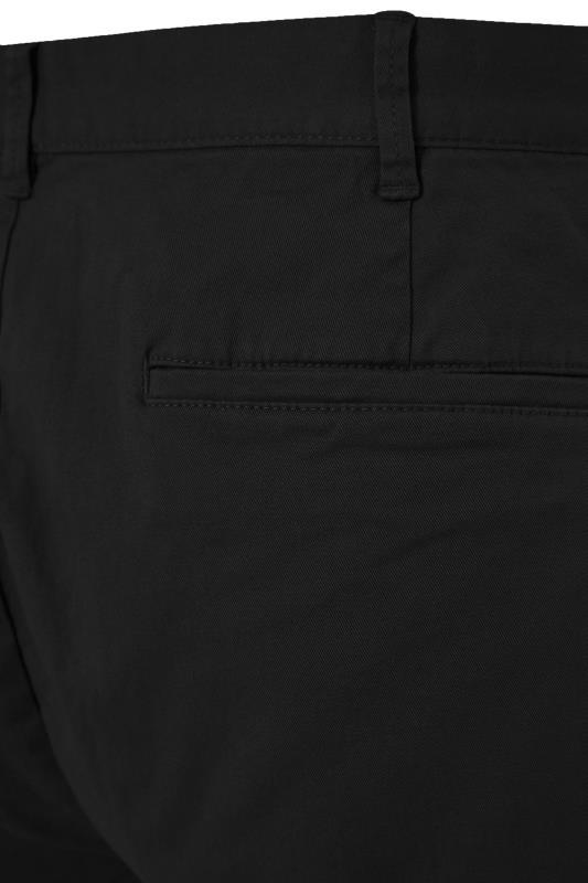 BadRhino Black Stretch Chino Shorts_S.jpg