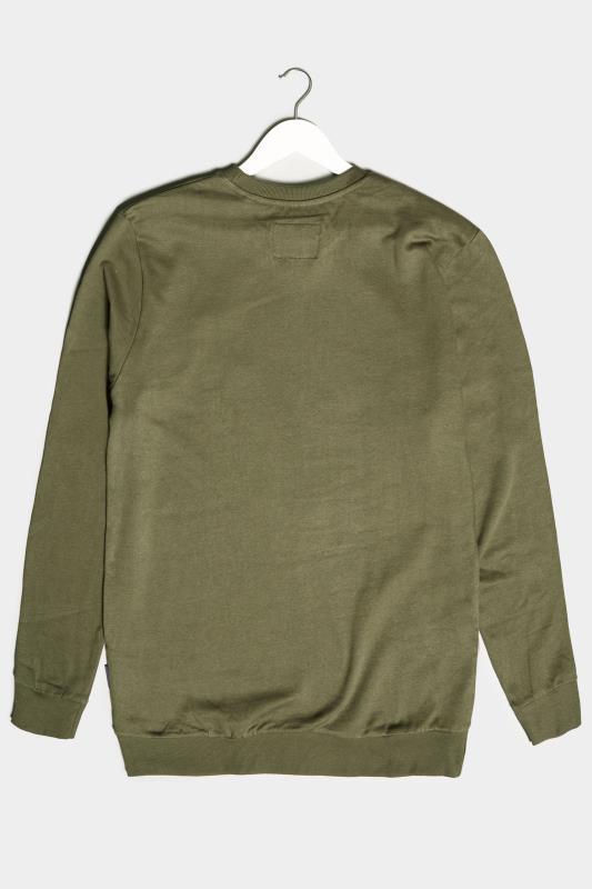 BadRhino Khaki Essential Sweatshirt_BK.jpg