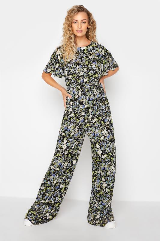 LTS Black Floral Print Wide Leg Jumpsuit_B.jpg