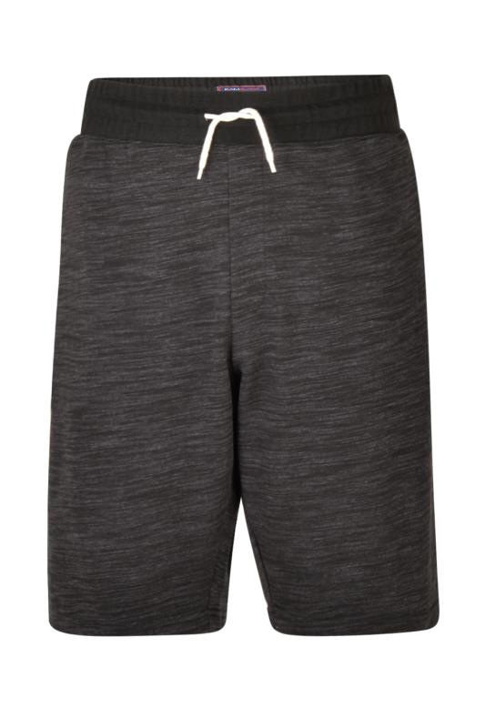 KAM Charcoal Jogger Shorts_f.jpg