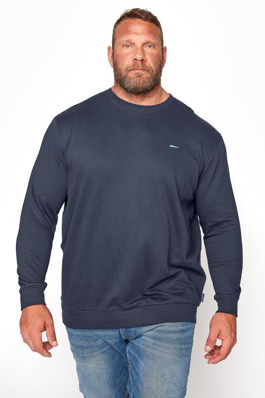 BadRhino Navy Essential Sweatshirt_M.jpg