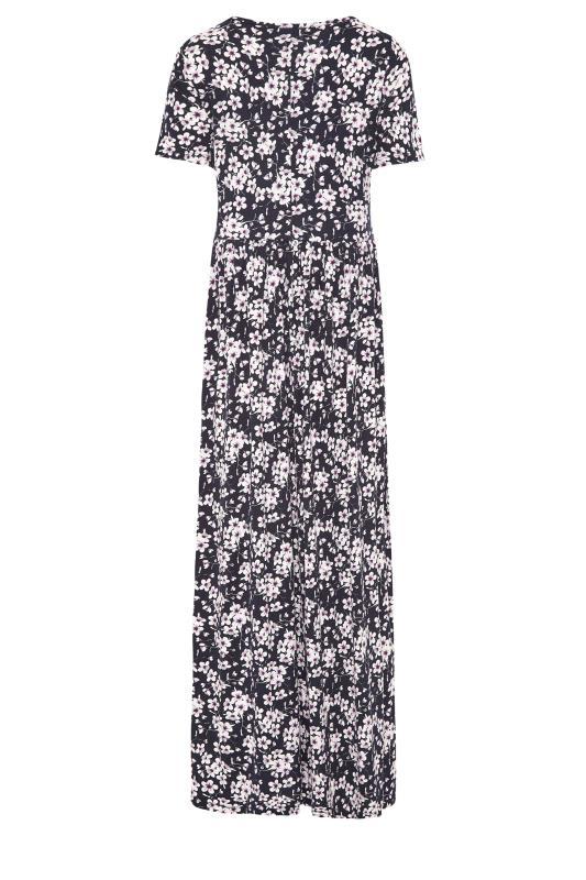 LTS Black Floral Print Midi Dress_BK.jpg