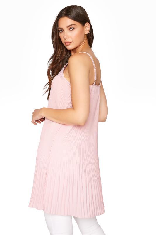 LTS Pink Pleat Lace Cami_C.jpg