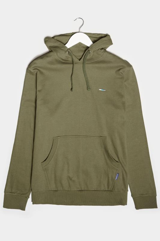 Casual / Every Day BadRhino Khaki Essential Hoodie