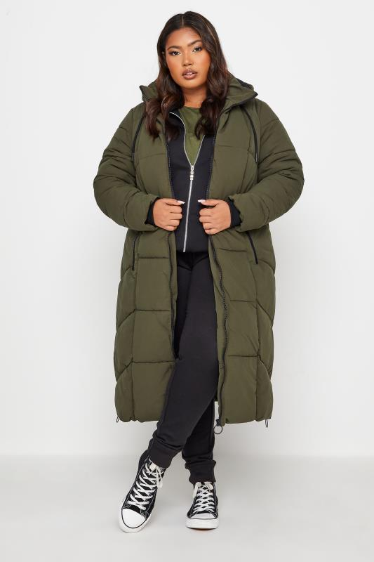 Khaki Hooded Puffer Maxi Coat_44.jpg