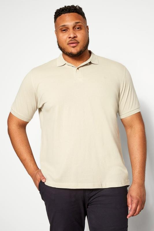 BAR HARBOUR Stone Polo Shirt